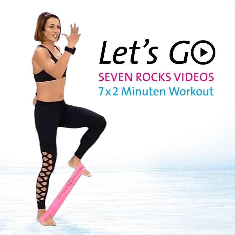 SEVEN ROCKS Workout